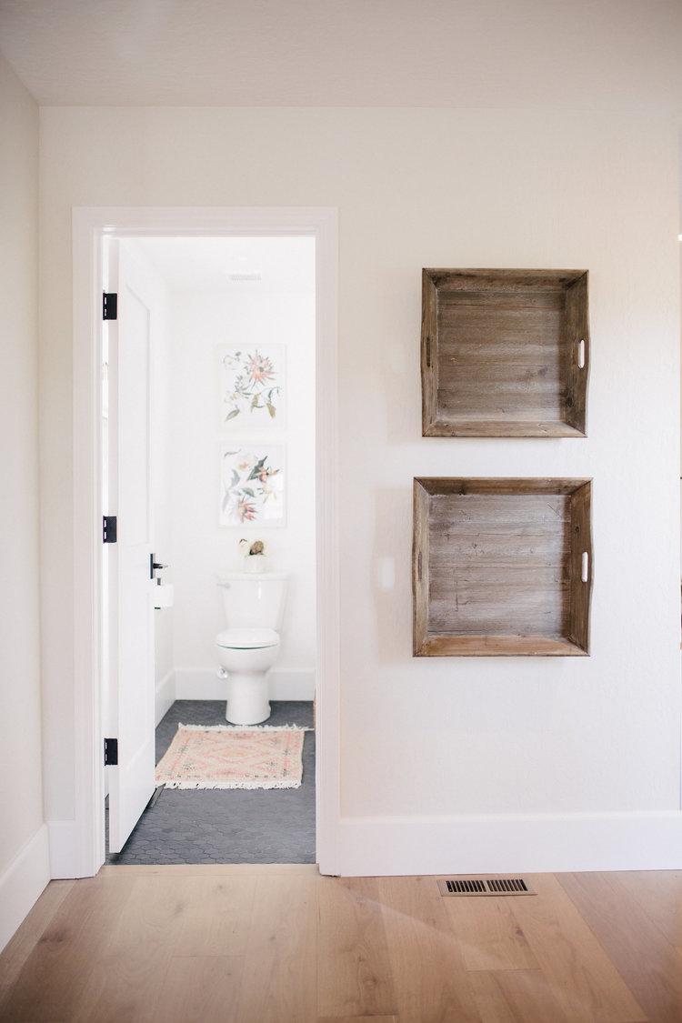 Bathroom Remodel Ideas.Small Bathroom Remodel We Re Talking Teeny Tiny Boxwood Avenue