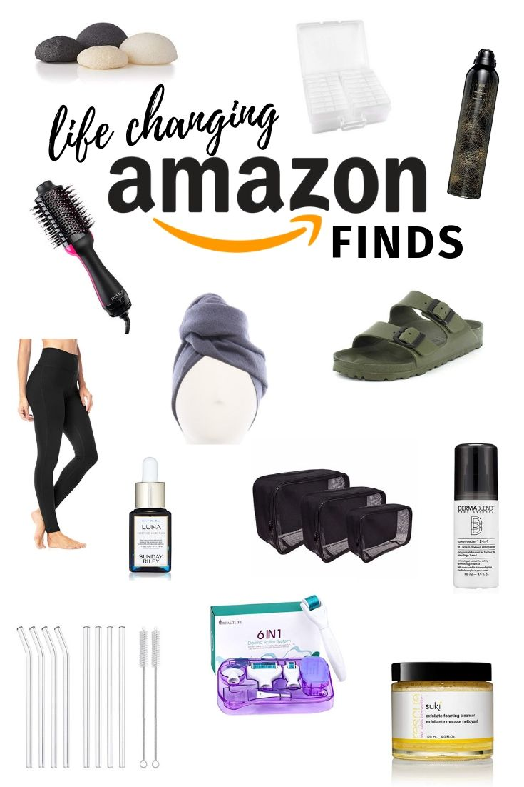 Amazon finds that will change your life! Organization, household, clean beauty, and pregnancy amazon products! The very best amazon products! #amazon #primeday #boxwoodavenue