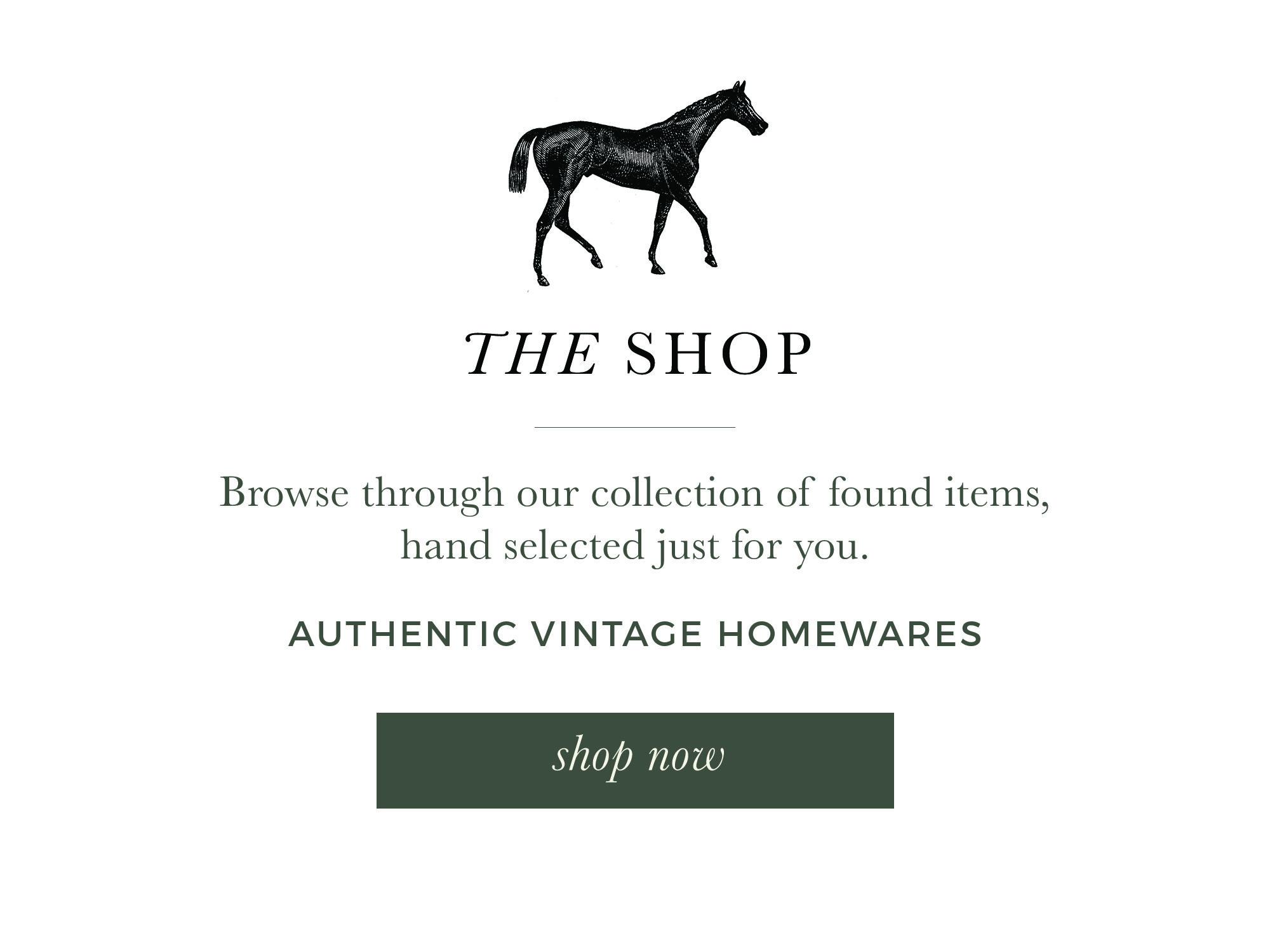 vintage farmhouse decor | shop boxwood avenue