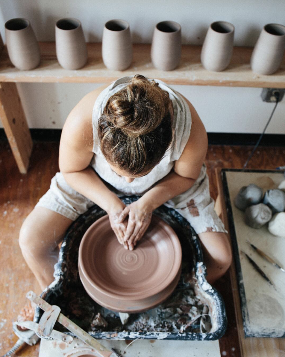 photo by Meredith Brockington for Campfire Pottery