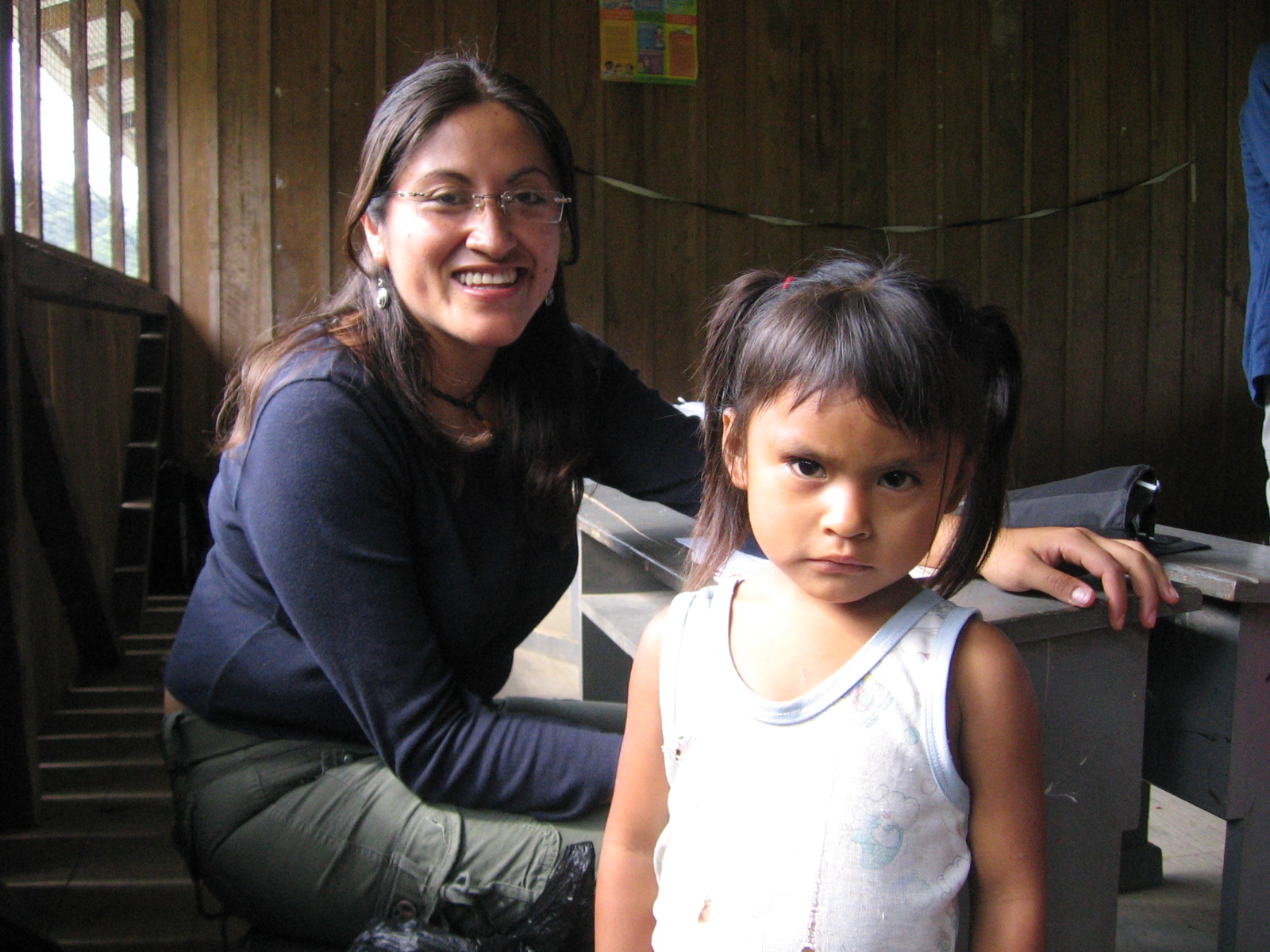 We worked with some of the finest doctors in Ecuador!
