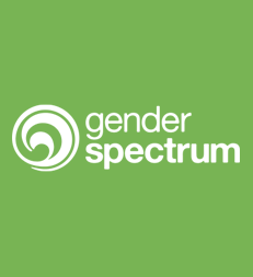 Click on the logo to go to the gender spectrum website.