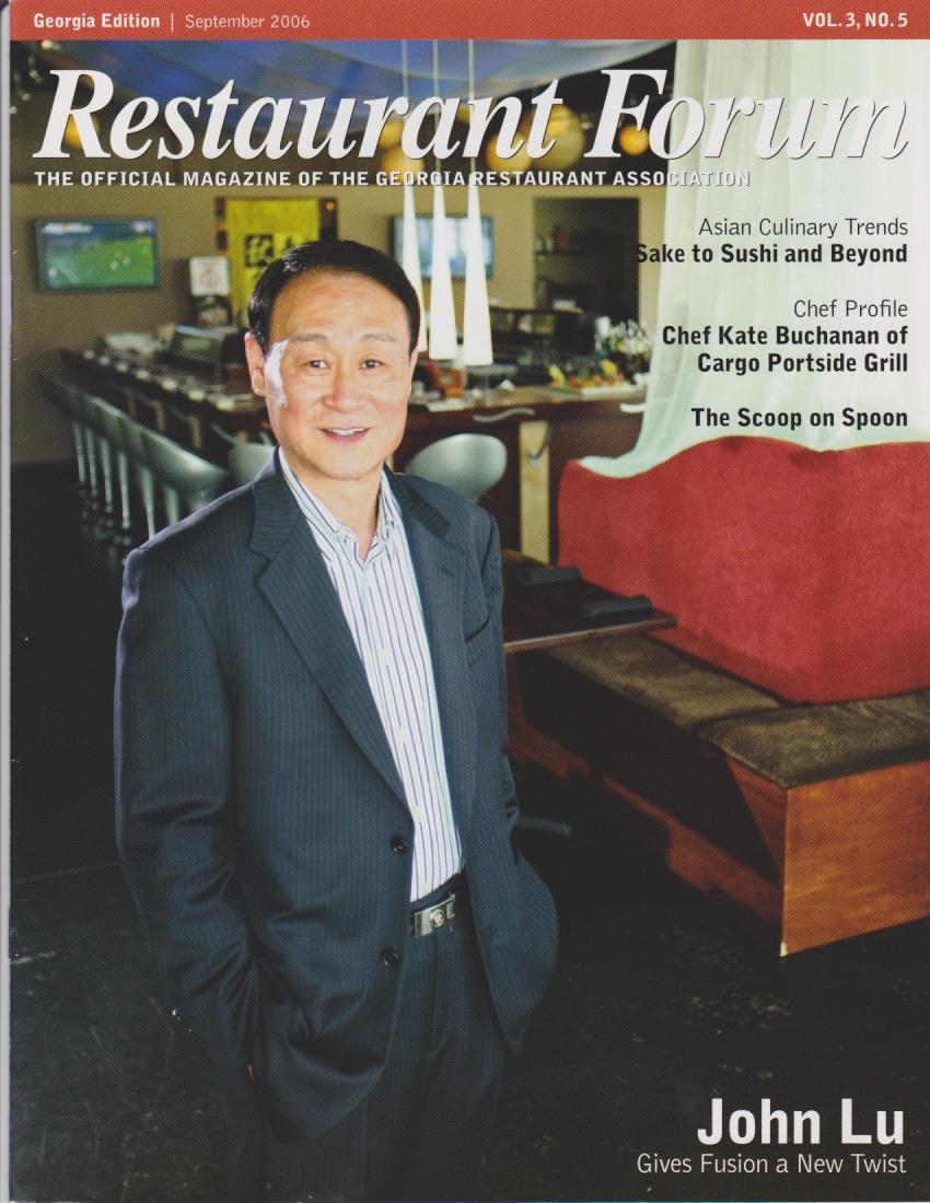 Thinking Inside the Rice Box - Restaurant Forum, September 2006