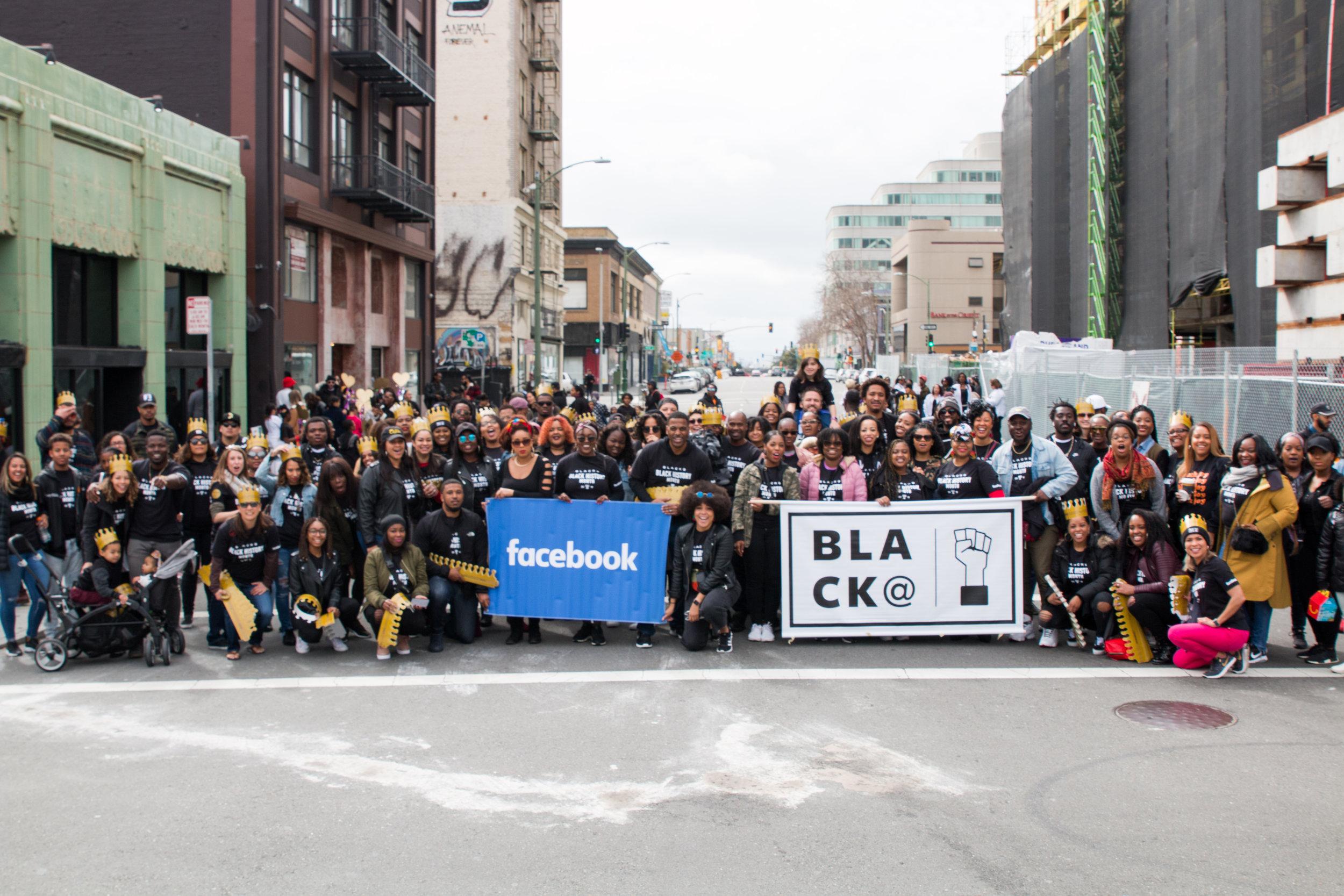 Facebook Black History Campaign 2019
