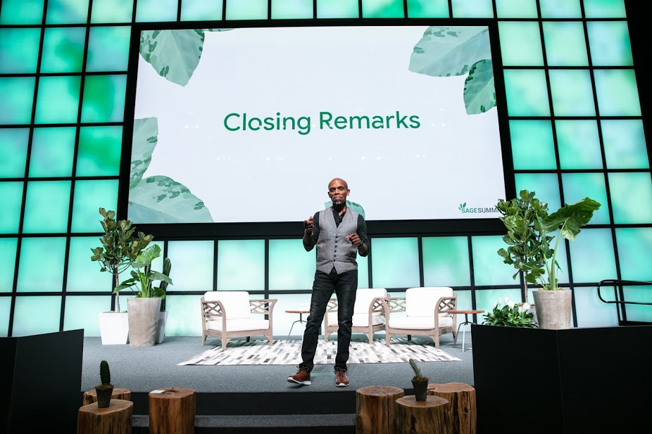 Environmental Design: SAGE Summit, Google