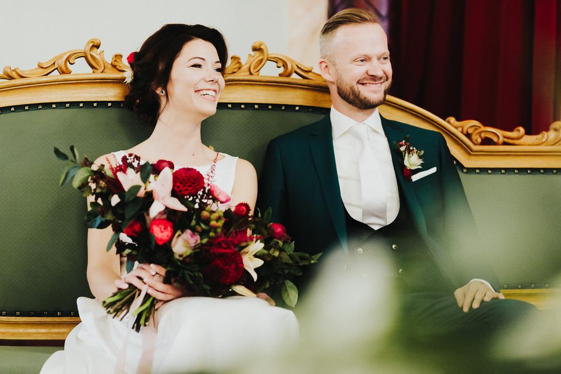 wedding ceremony house of the blackheads riga