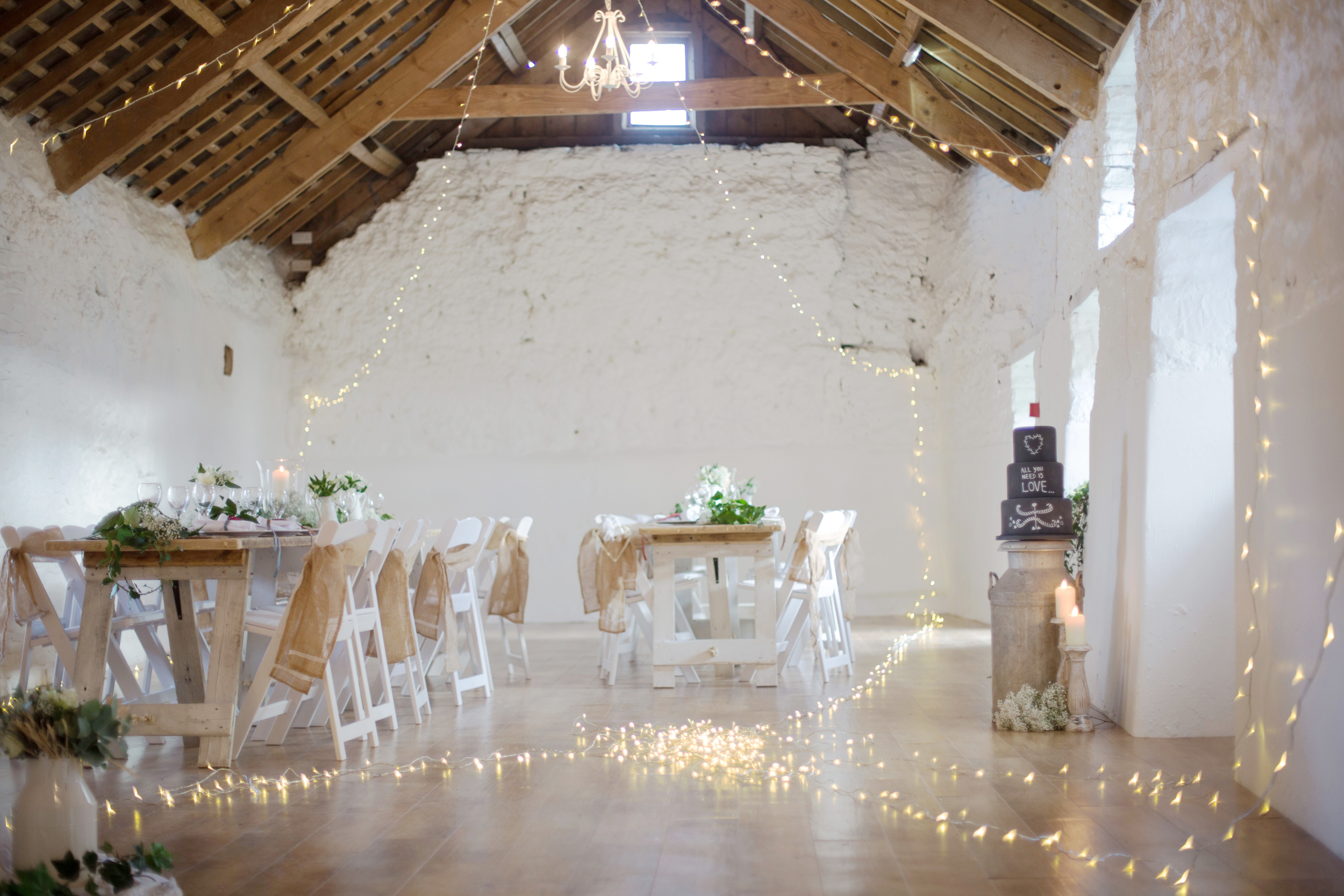 rustic barn venue