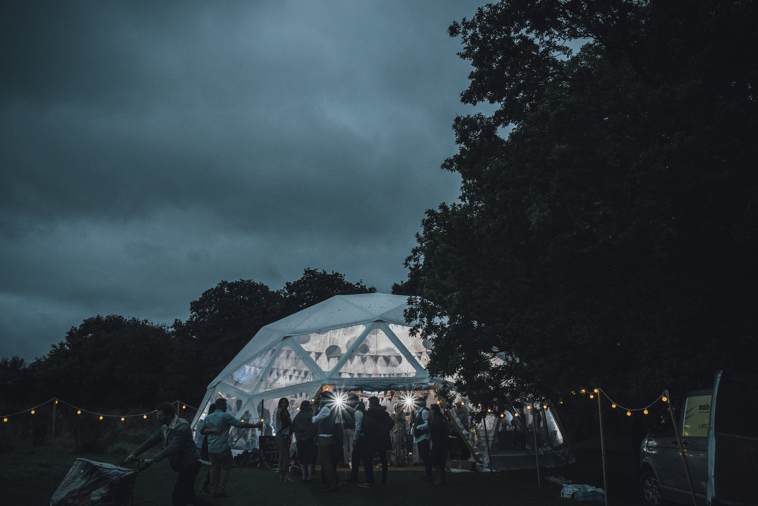 unique north devon wedding