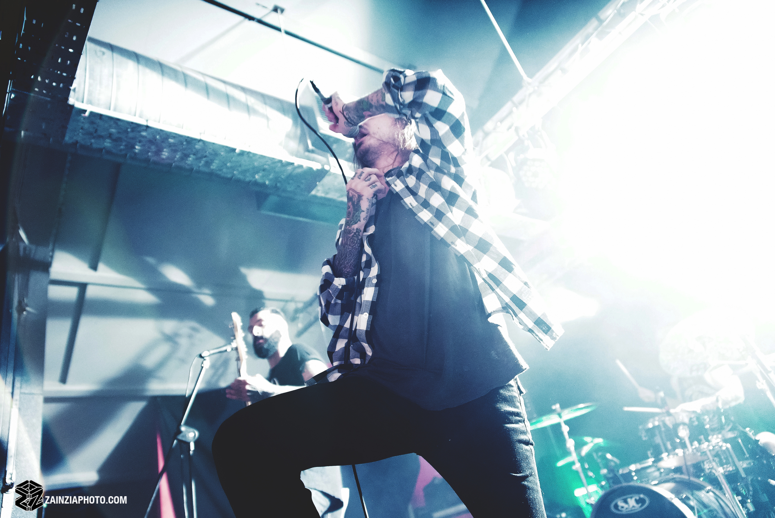 LIKES MOTHS TO FLAMES - SOUND CONTROL, MANCHESTER 2014