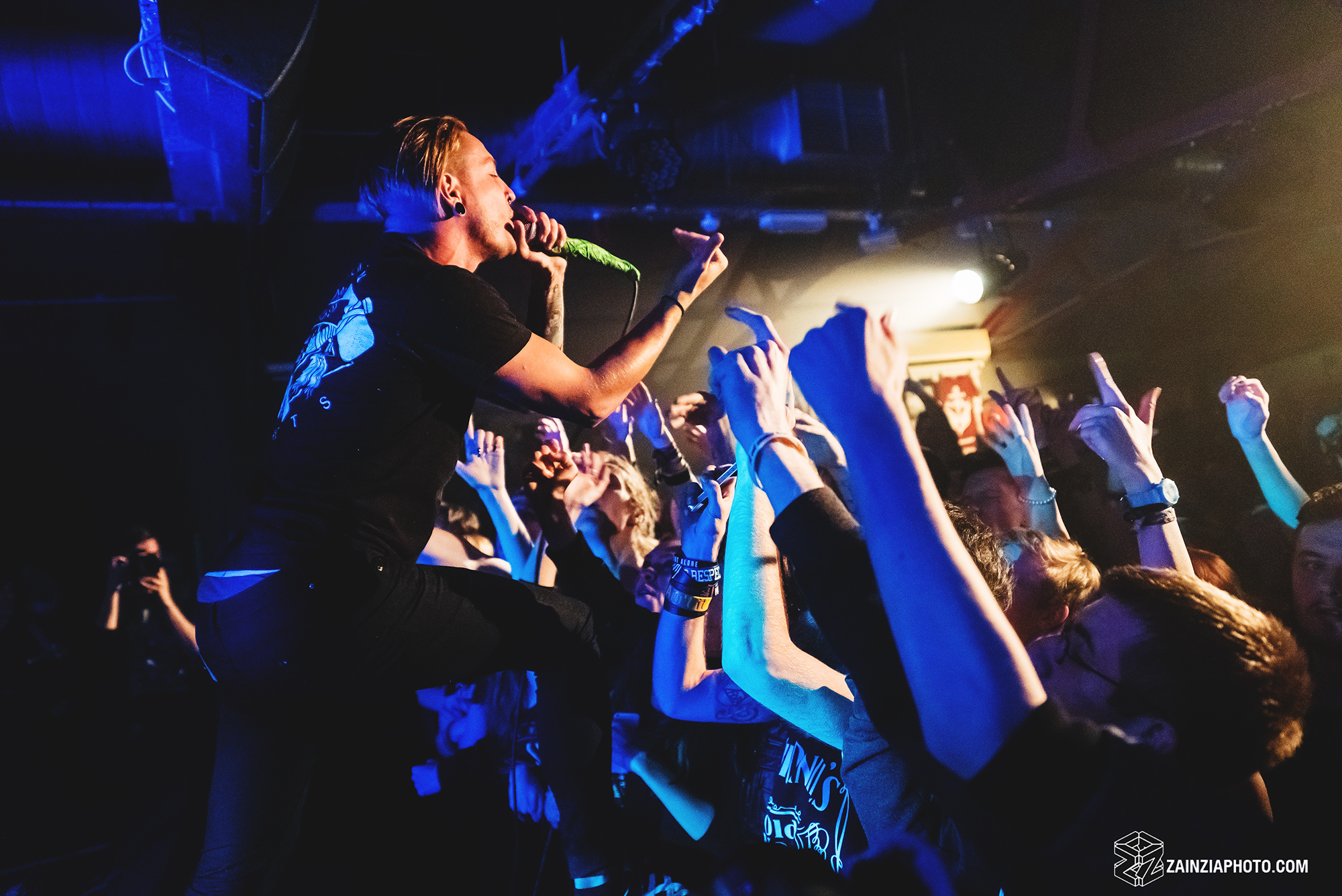 THE WORD ALIVE - SOUND CONTROL, MANCHESTER 2014