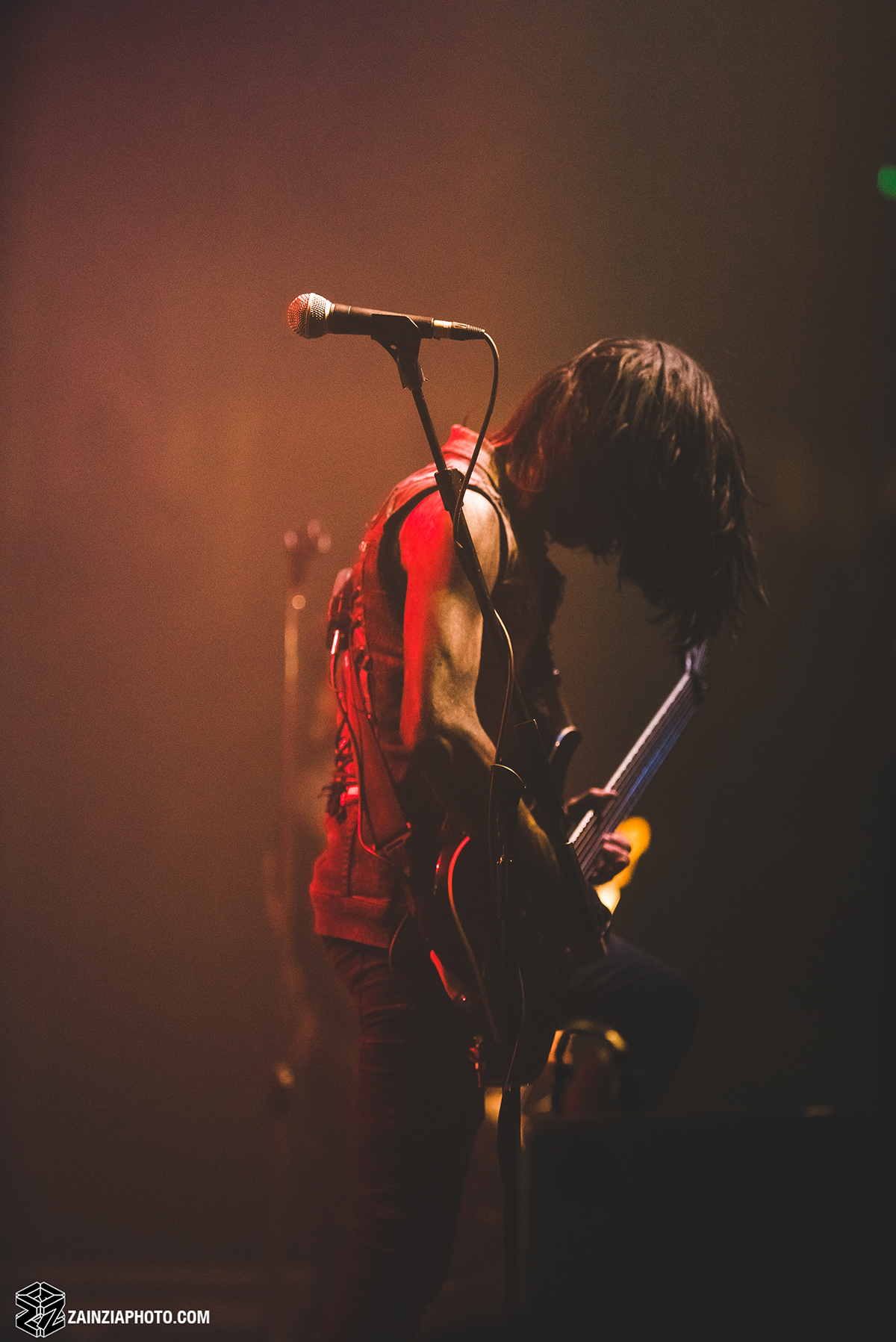 MOTIONLESS IN WHITE - THE RITZ, MANCHESTER 2014
