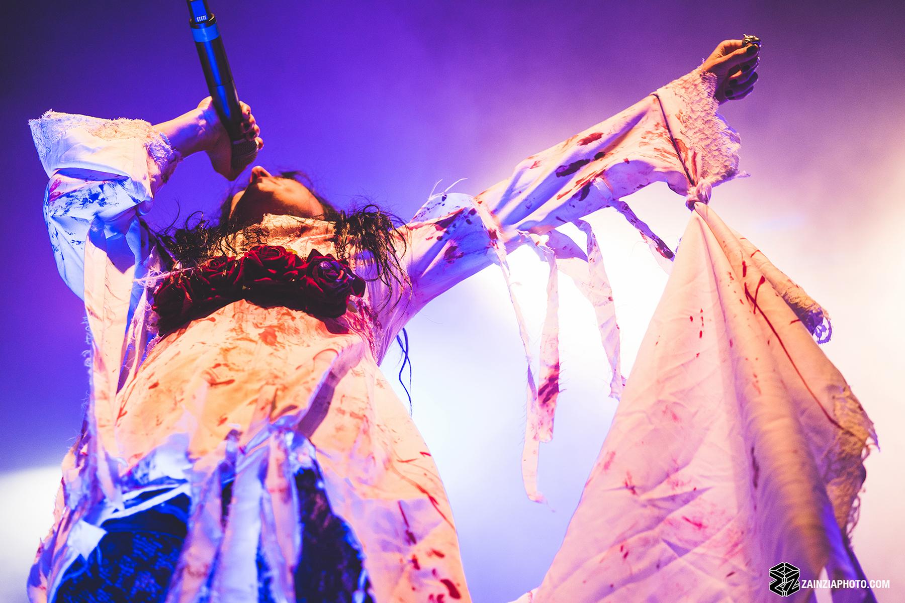 LACUNA COIL - THE RITZ, MANCHESTER 2014