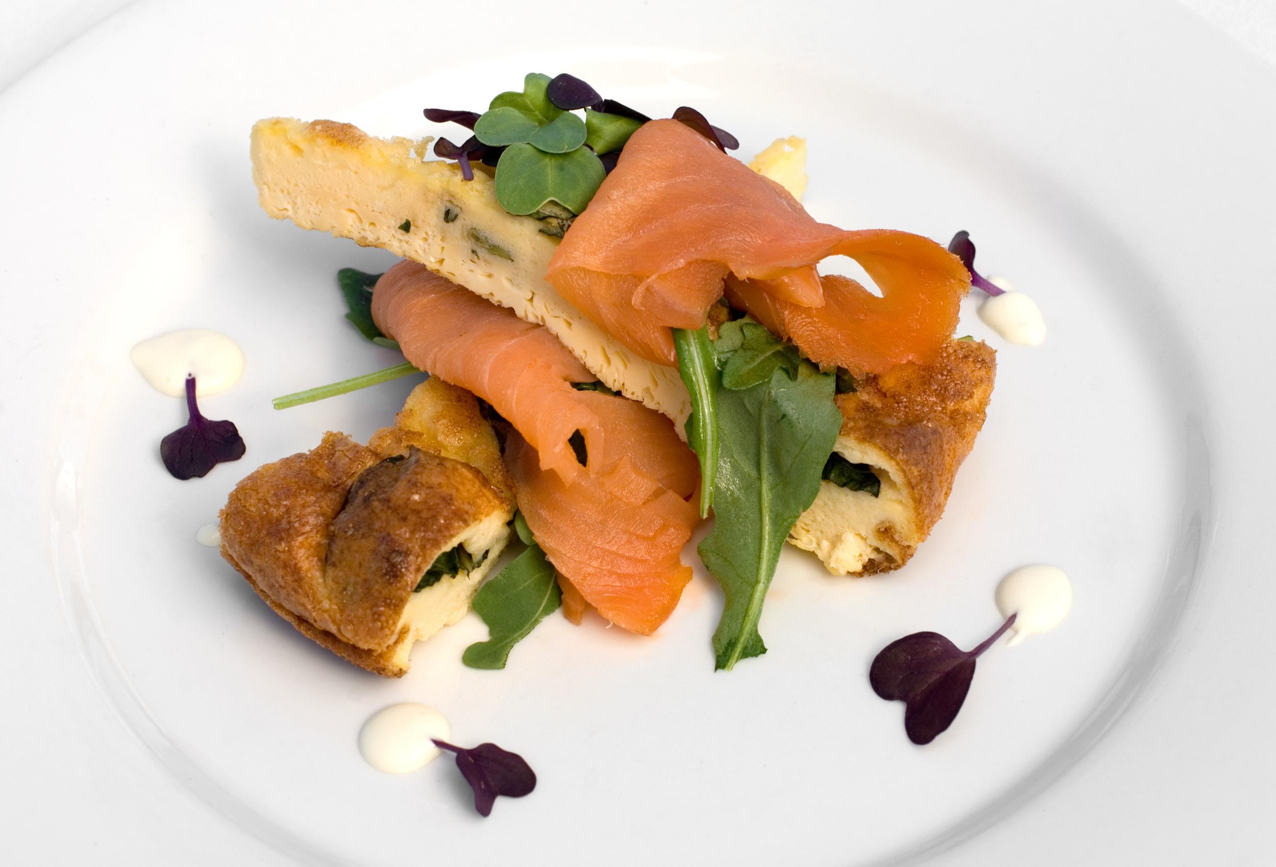 Salmon Breakfast Frittata - Colon Care Clinic Camberwell
