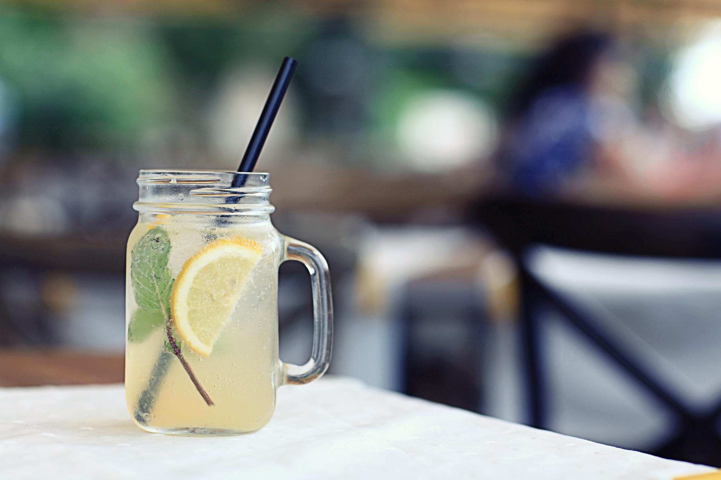 Homemade Lemonade - Colon Care Clinic Camberwell