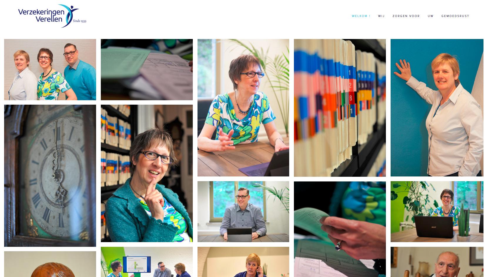 Verzekeringen Verellen uit Berchem  www.verzekeringenverellen.be