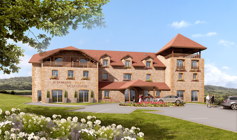 HOTEL DE LA KLAUSS