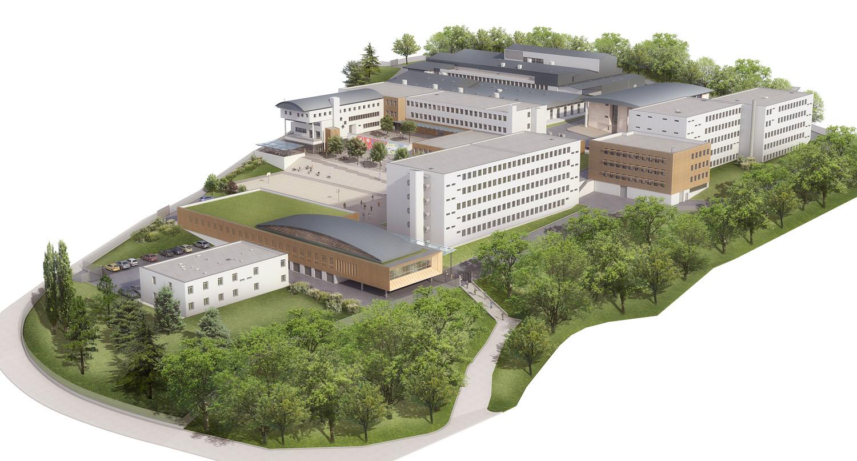 Réhabilitation Lycée Léon Blum