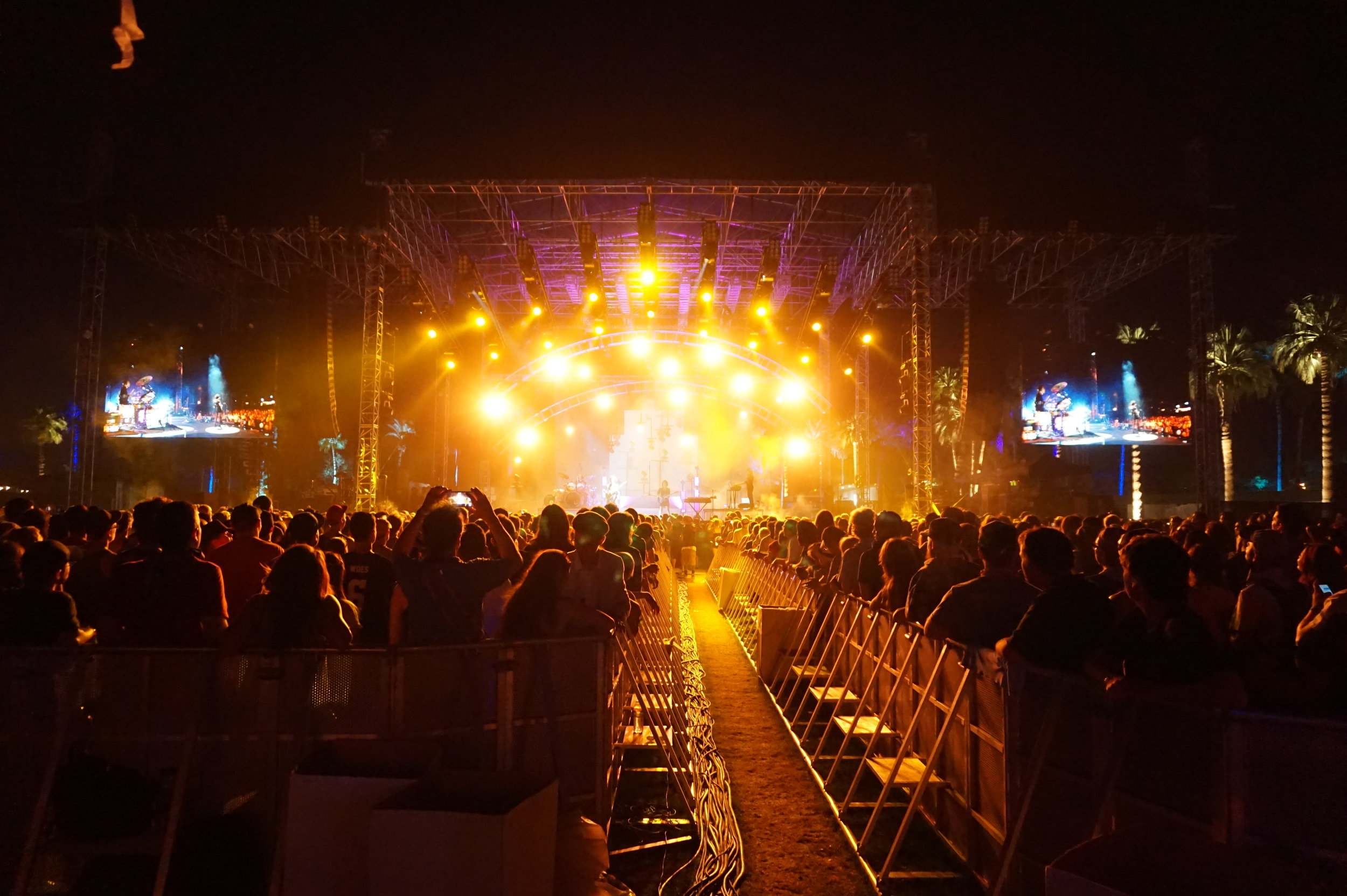 Live sound tips for touring outdoors
