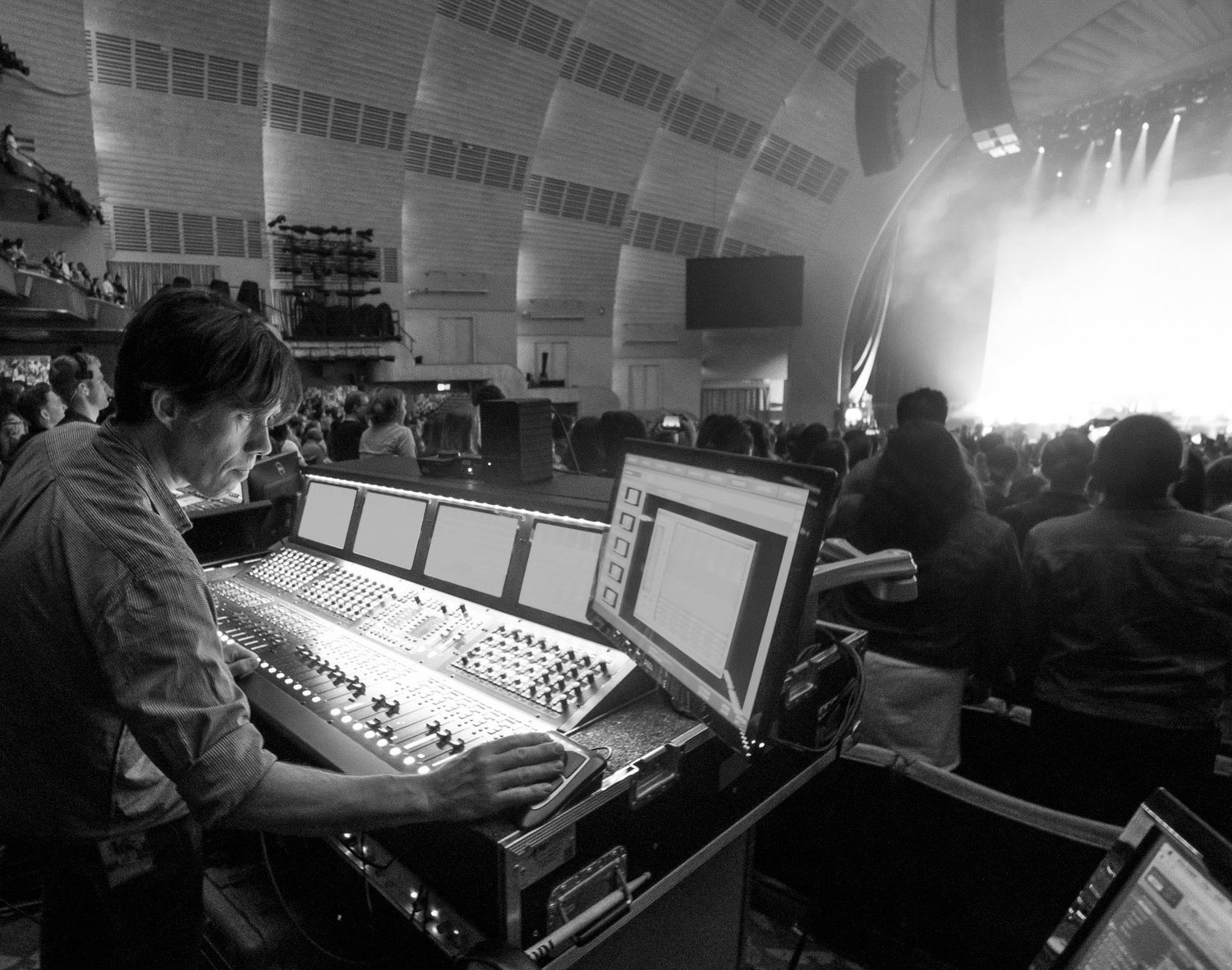 Live Sound Training: The Production Academy