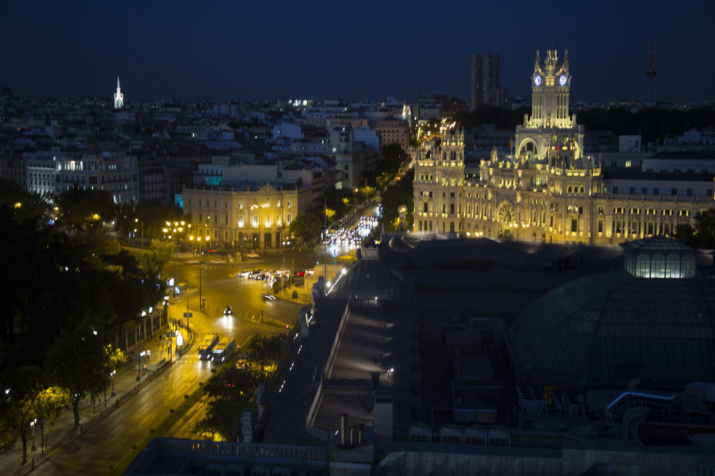 MADRID - 8.22.16
