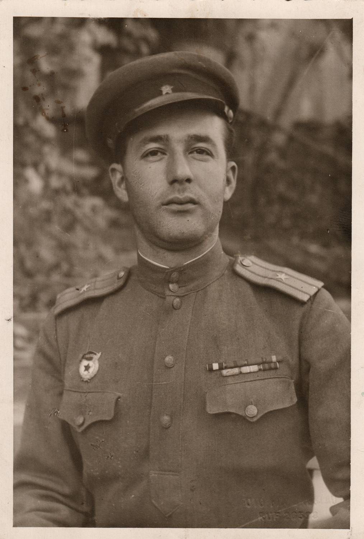 Poylin  :   portrait  , 1945.   Breslau
