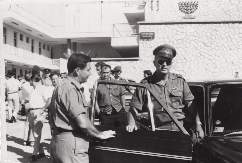 Roman Yagel, Israeli Defense Force