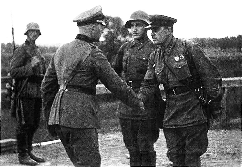 Invasion of Poland, 1939, TASS.