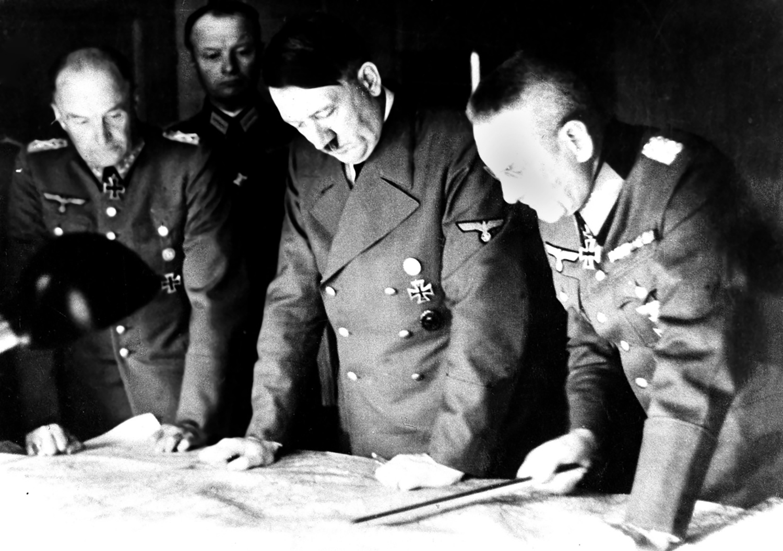 Hitler, 1941. Photographer unknown, AP.