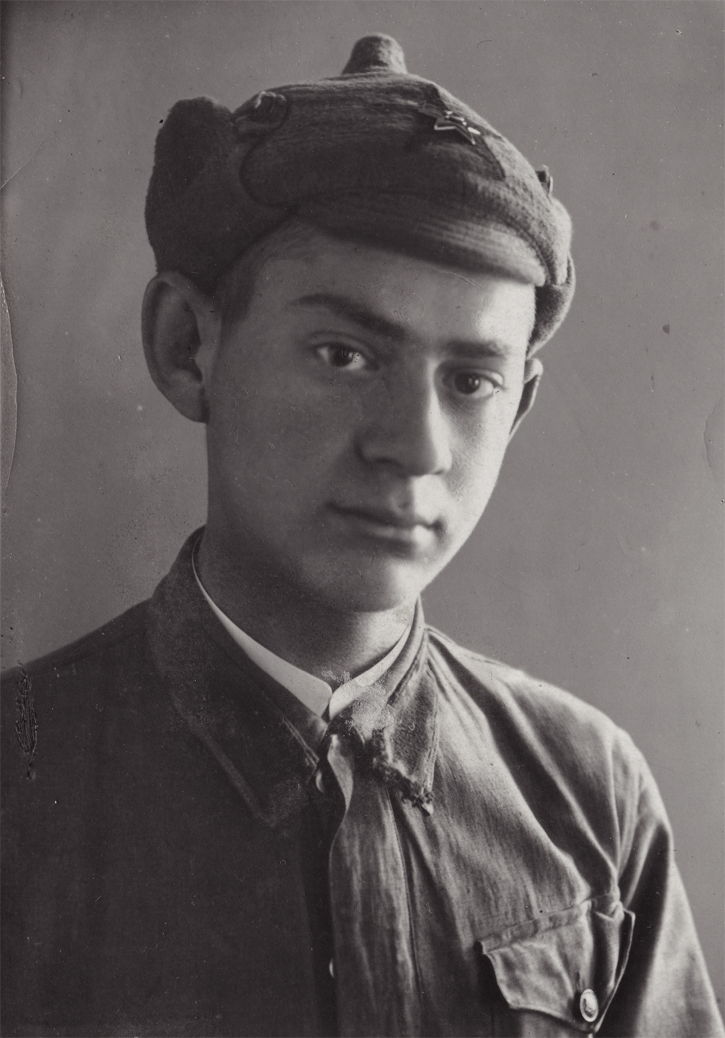 Photograph, Aaron Chernyak. October 9, 1940