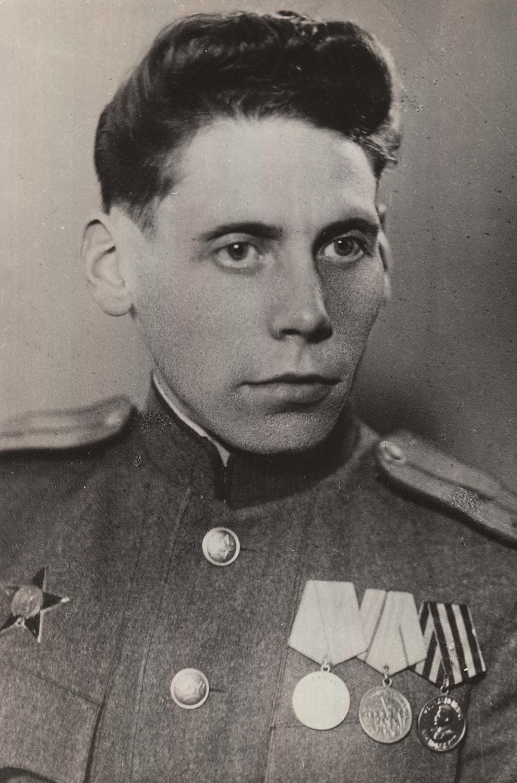 Abram Kashper. Warsaw, 1943