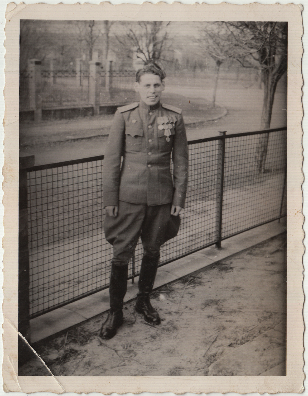 Abram Kashper. Germany, 1946