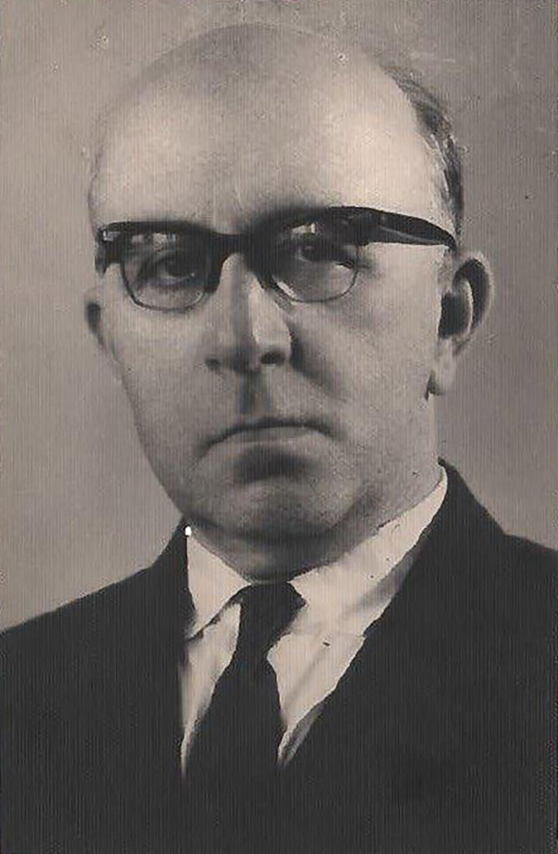 Moisey Melamed. Ivanovo, Russia,1965
