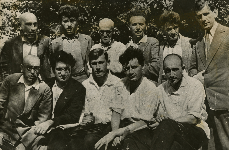 First meeting of Soviet-Jewish writers, 1929