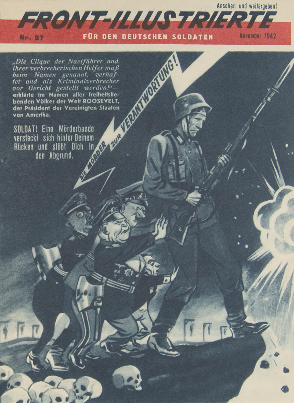 """Front-Illustrierte,"" No. 27, November 1942"