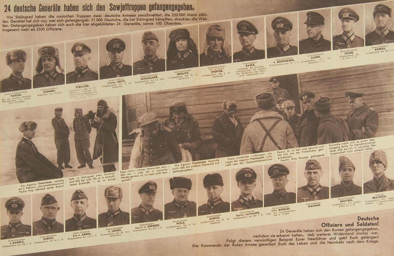 """Front-Illustrierte,"" No. 6 (50), February 1943a"