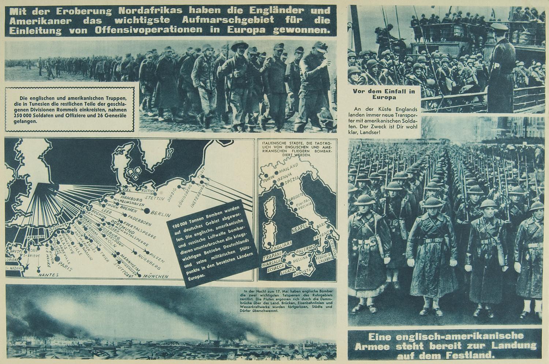 """Front-Illustrierte,"" No. 13 (57), May 1943"
