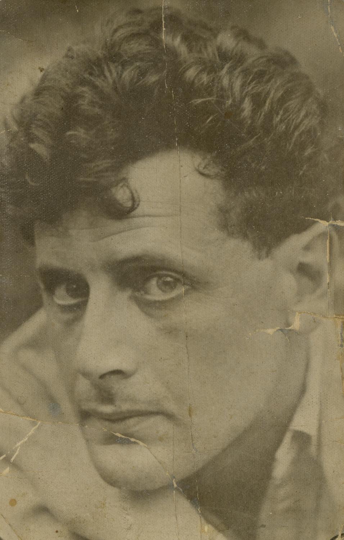 Markish, Peretz. Photo, 1929-1930