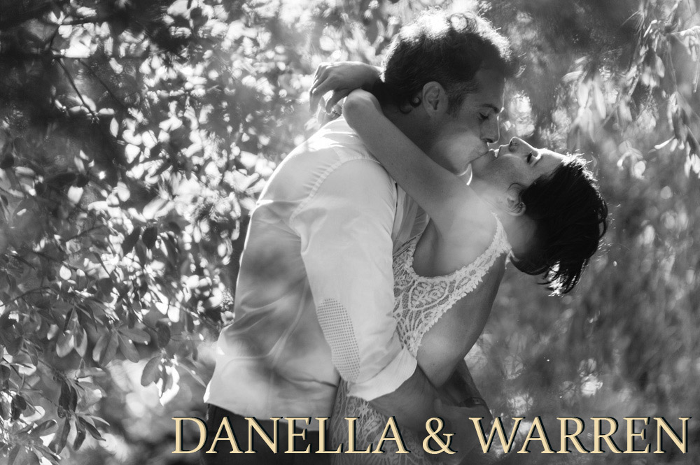 Danella & warren's wedding at Solms Delta