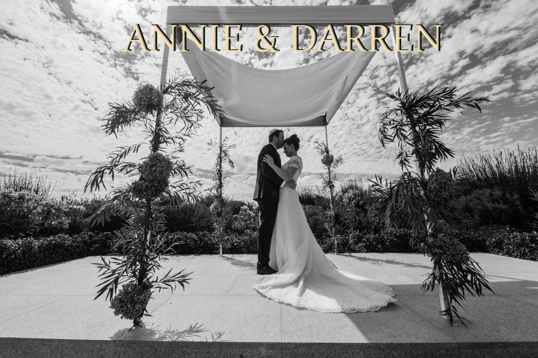Annie & Darren's Wedding at Cavalli Estate