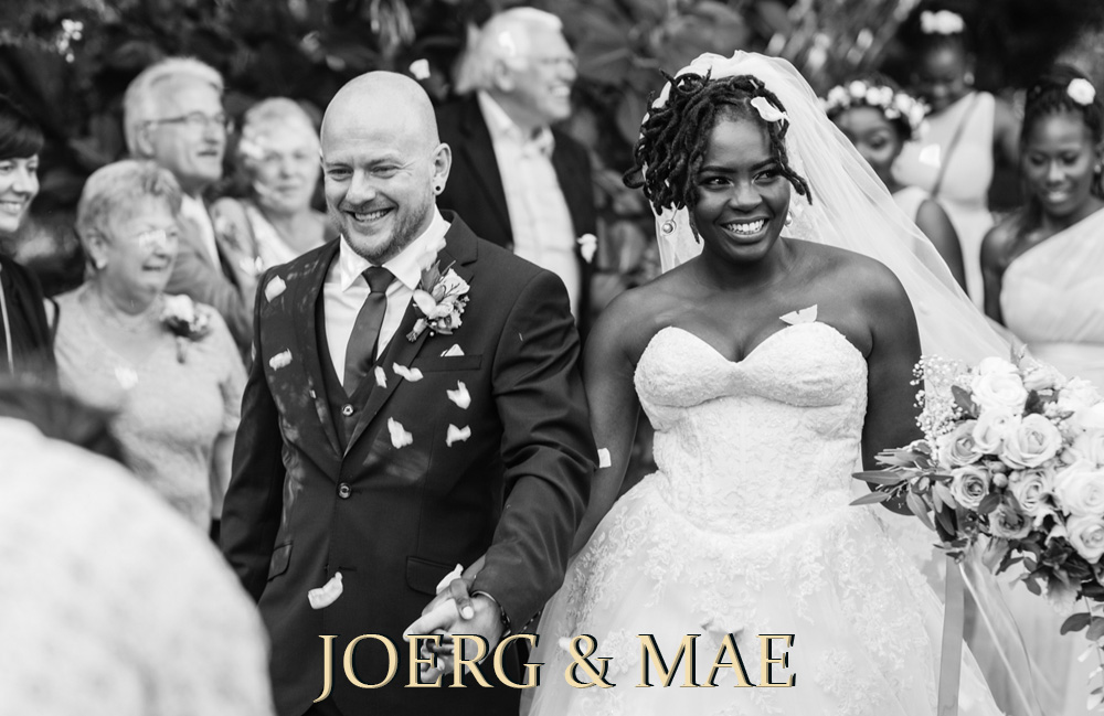 Joerg & Mae's Wedding at Langverwacht Estate