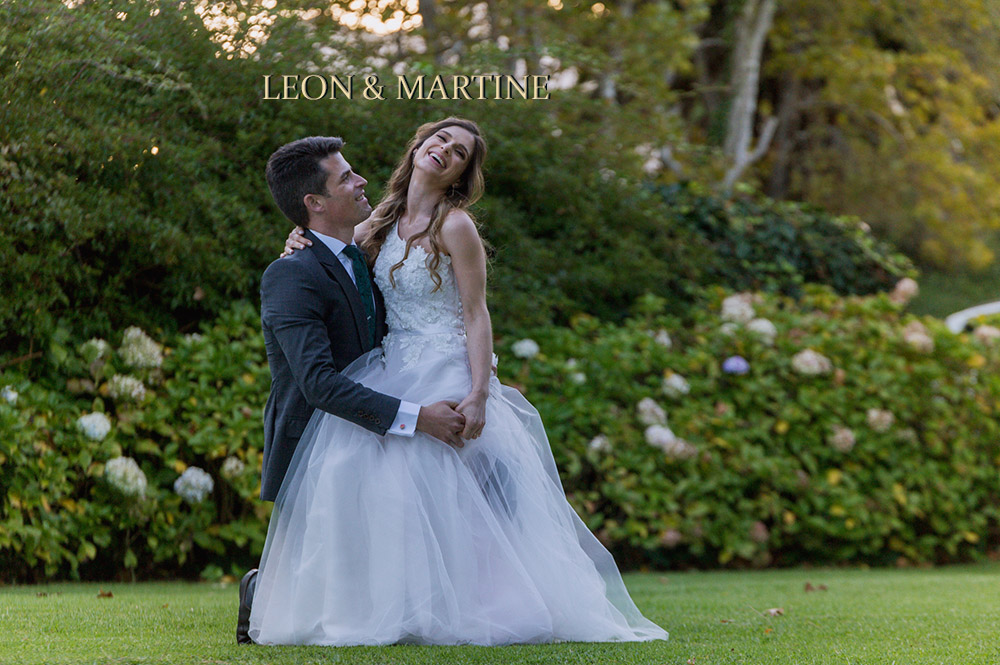 Leon & Martine's Wedding at The Forum Embassy Constantia