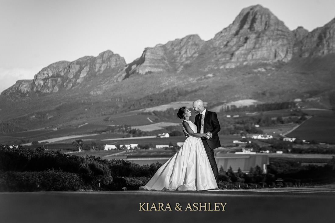 Kiara & Ashley's wedding at Cavalli Estate