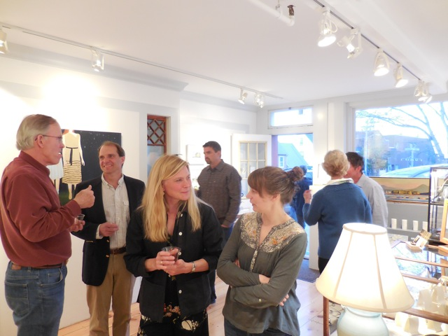 I see a few Tenneys, Steve Lieser, our ceramicist - Eila Remelius Wiseman, Amy Loomis, Brooke Tenney, Jasper, and Christian Booth