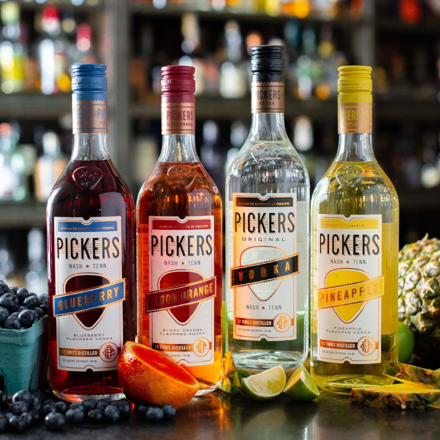 Pickers Vodka | Pennington Distilling Co.