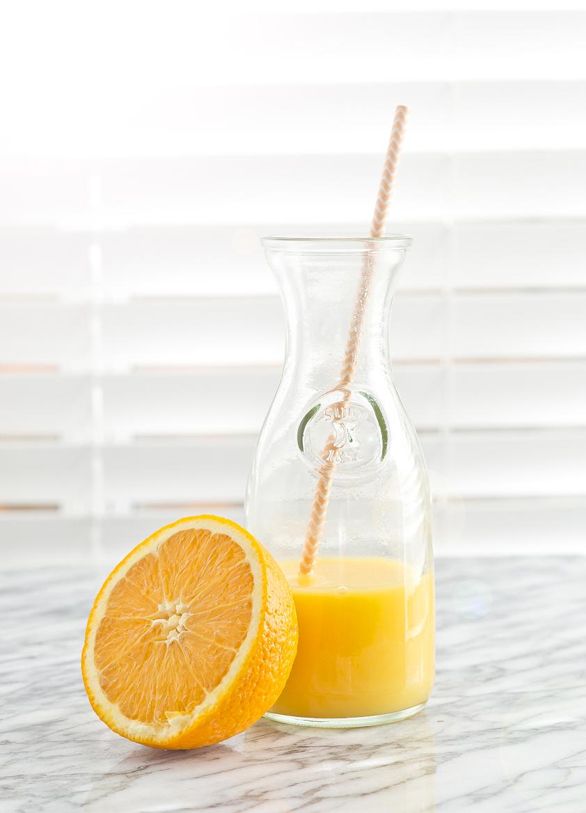 Freshly Squeezed Orange Juice!