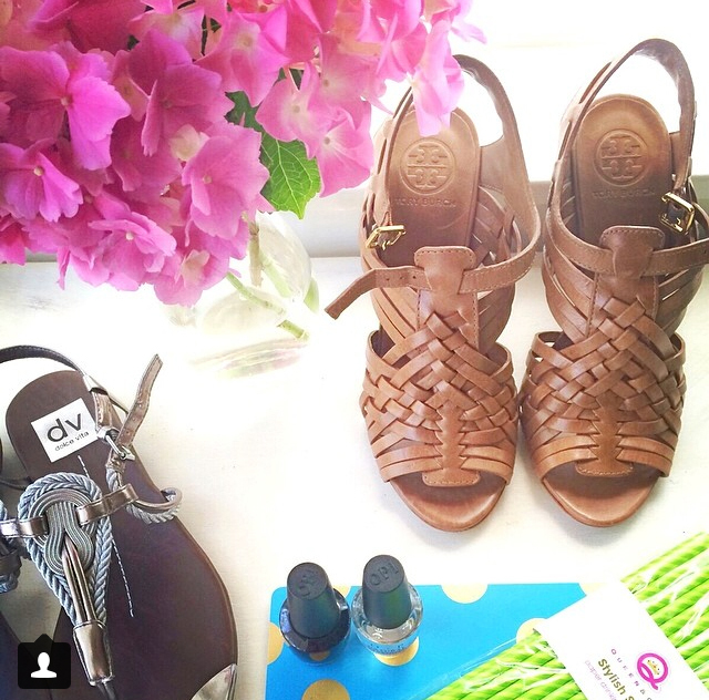 We bought all our Summer Essentials shown here from  Nordstrom Rack.