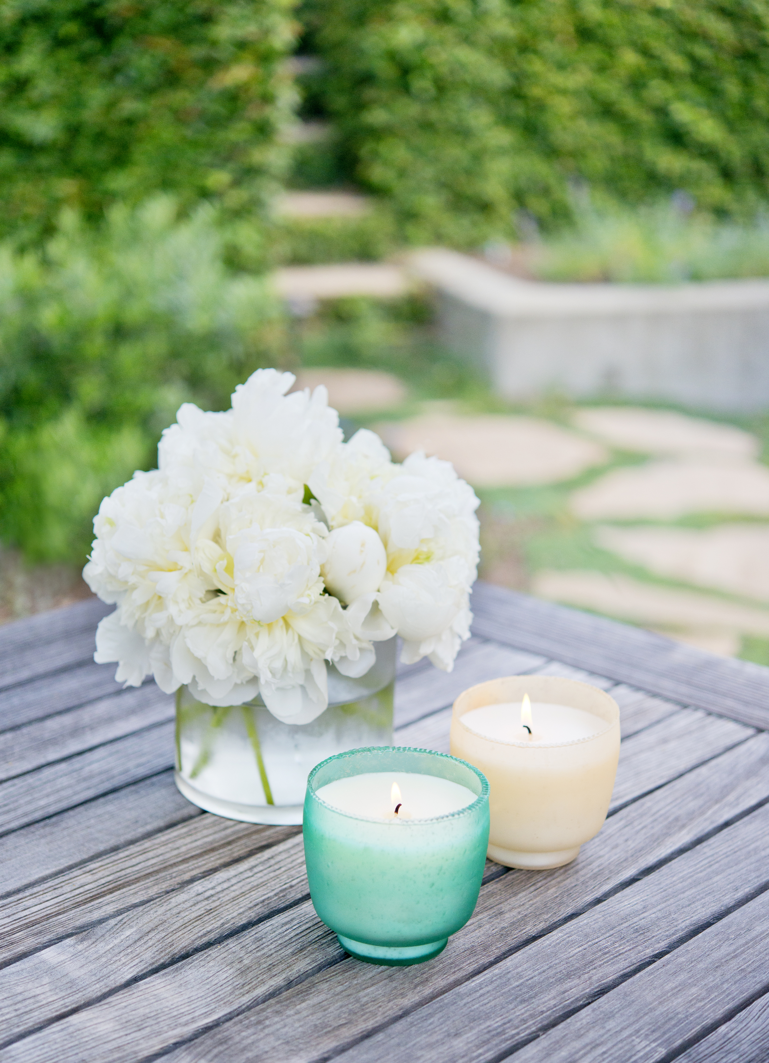 The Tidepool Candle Collection from Northern Lights Candles