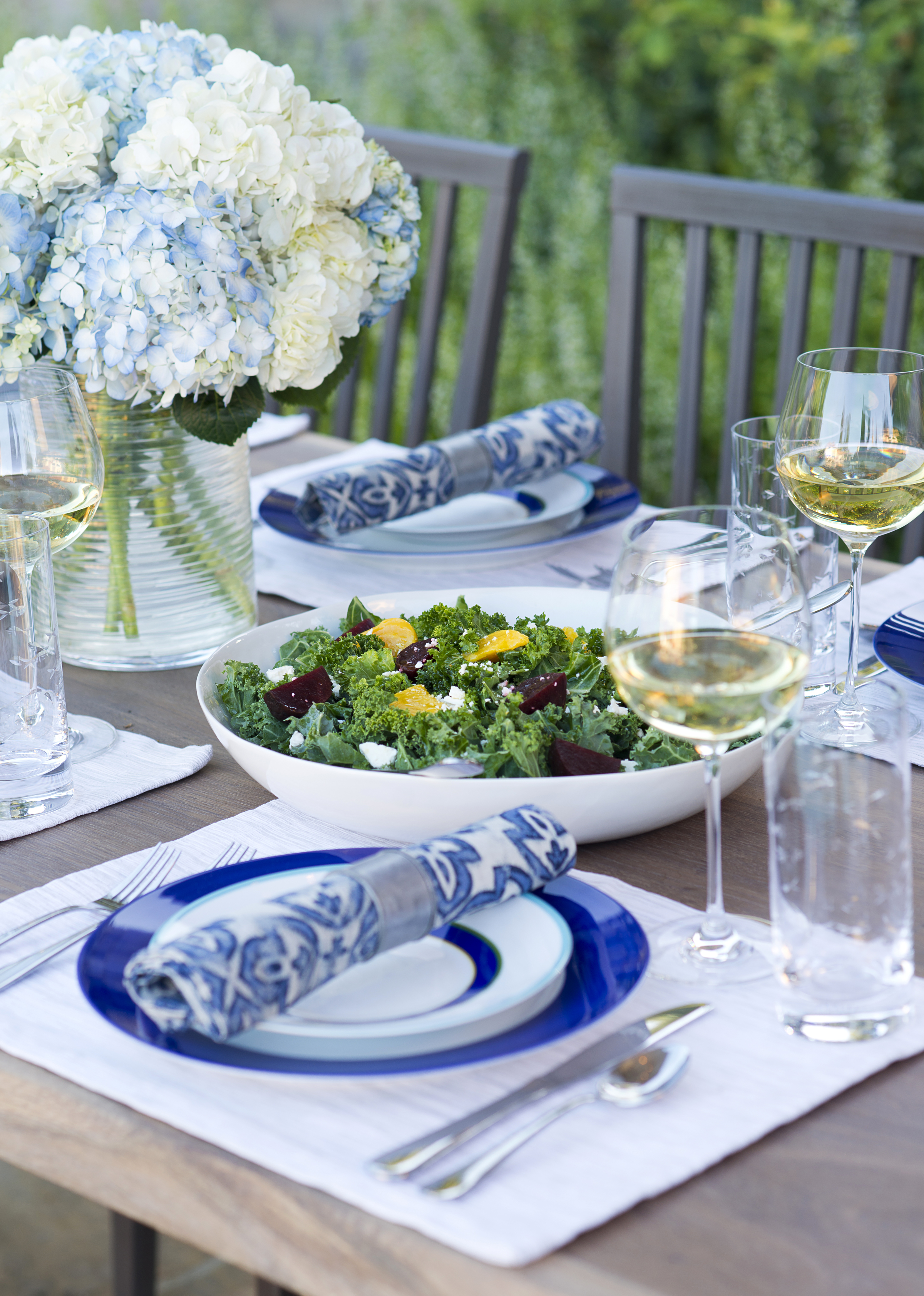 Endless Summer Tablescape