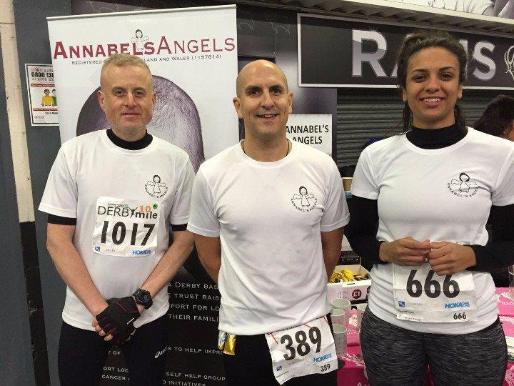 AA running Liz, Mark, Simon white shirts.jpg