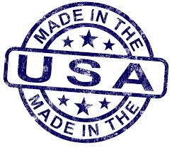 Made In The USA. The logo says it all, and stands for quality. All materials in our plastics and screens are Made In The USA. Our products are 100% American.